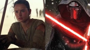 STAR WARS SPOILERS: About Rey and Kylo Ren
