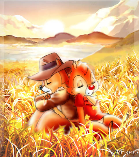 Chip n dale in the rye by lavendie on deviantart - Chip n dale wallpapers free download ...