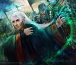 The Elf Mage