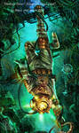 Of Brass and Steam: Perilous Diver by BrookeGillette