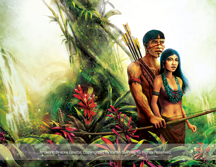 The Warrior's Way by BrookeGillette
