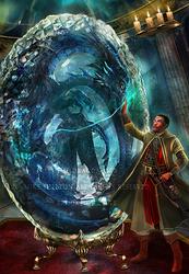 The Dragon Orb, the dragon awakens
