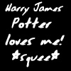 Harry loves me by LestatMalfoy