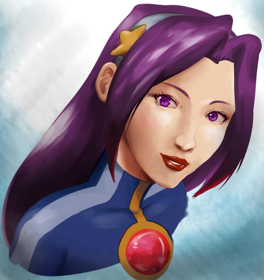 Athena Asamiya by Gemmapower