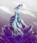 Lugia Used Fly