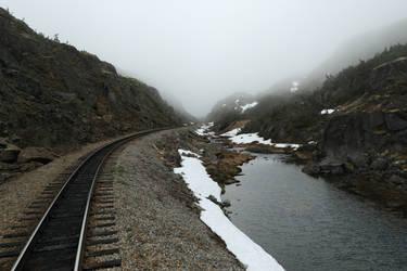 White Pass Peak by missayeka