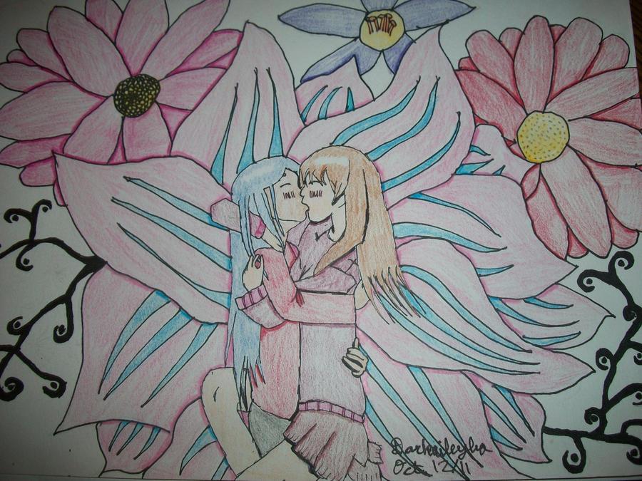 031 Flowers by DarkAileyba
