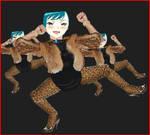 Ugly Tomoe dance