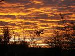 Lava Sky Waves by AcinaD
