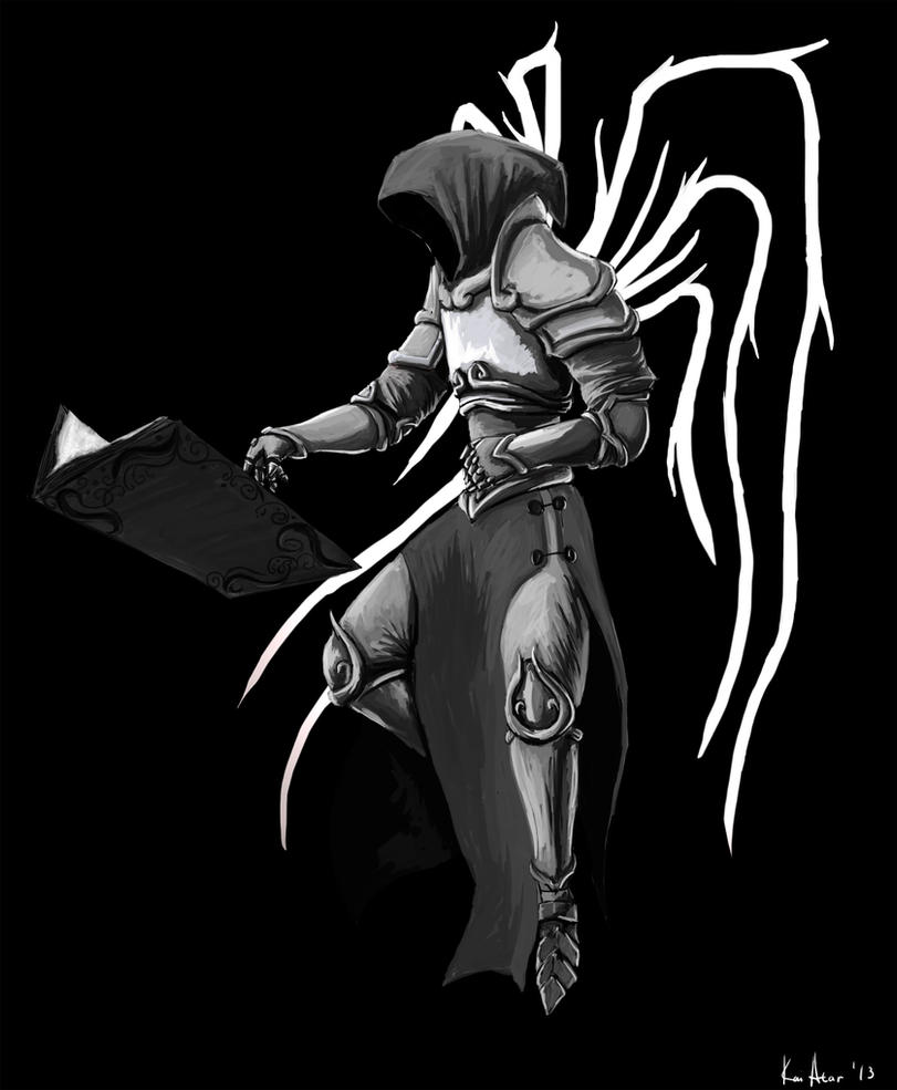 Diablo - Angel by keitar