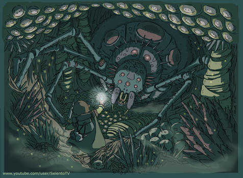 Hobbit Shelob The Lord of the Rings