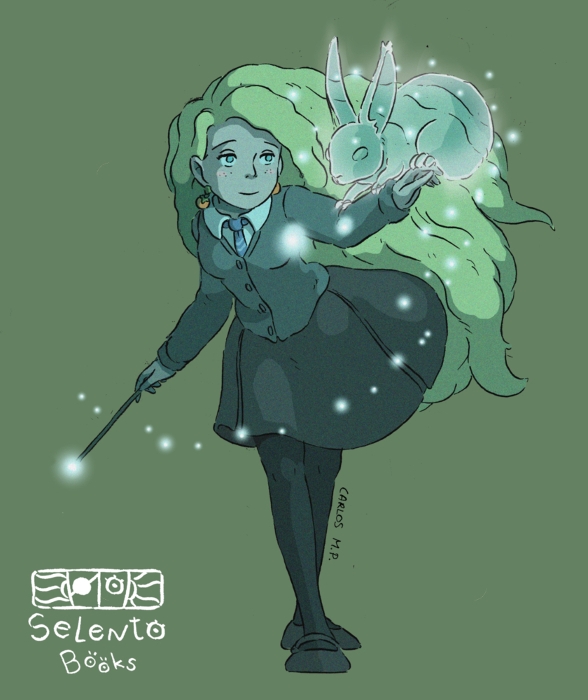 Luna Lovegood Patronus Fan Art By Carlos Mp On Deviantart