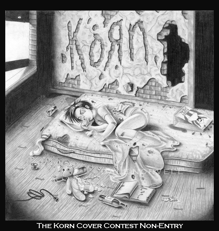 Korn Cover Contest Non-Entry by DaleNorvell on DeviantArt