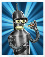 Bender B. Rodriguez