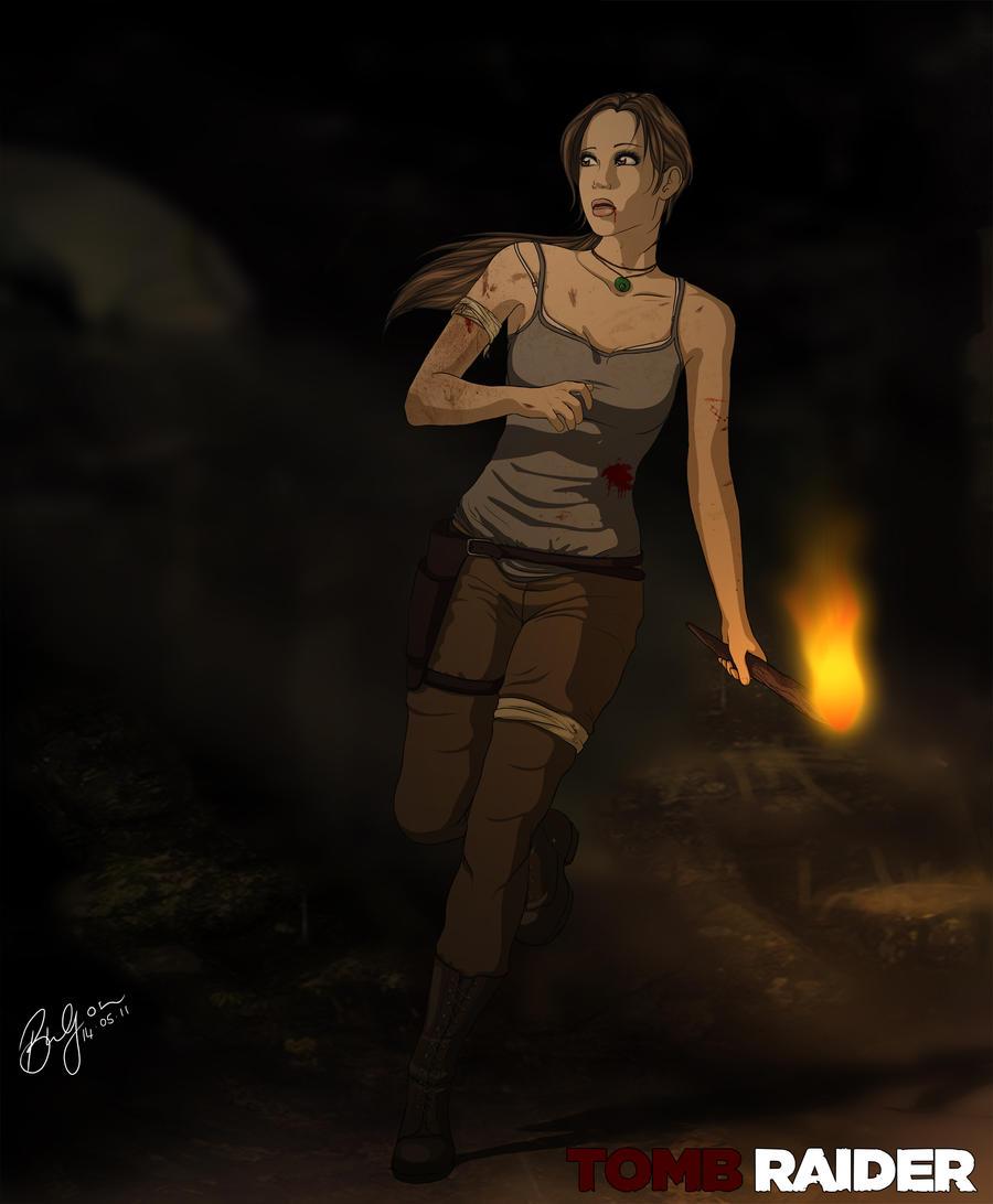 Tomb Raider 9 by brendanvb