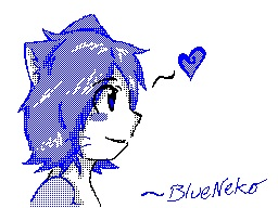 BlueNeko by Neko442