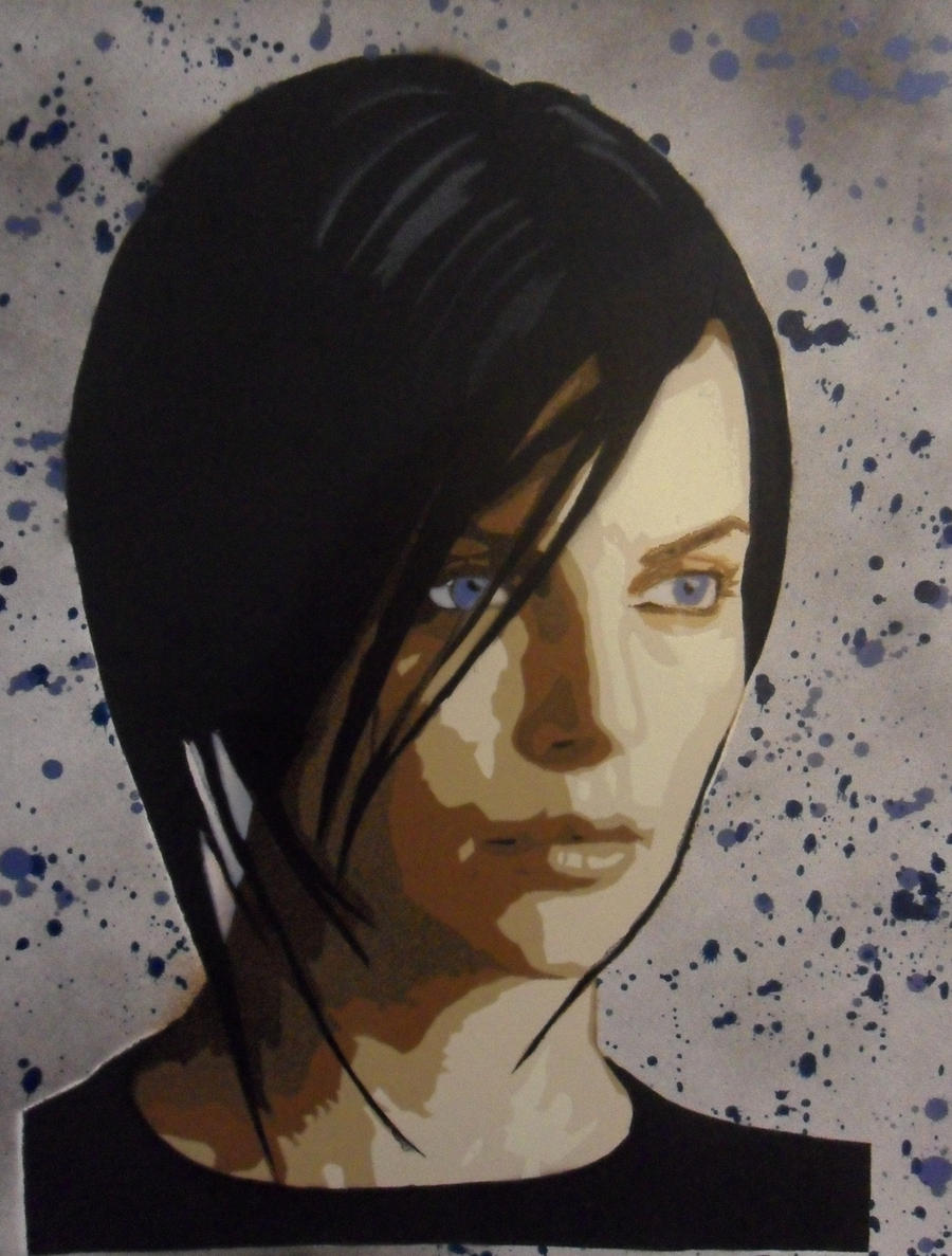 Charlize Theron Aeon Flux Haircut Aeon Flux Black Womans Hairstyle