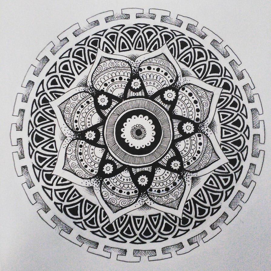 Mandala by Friday70