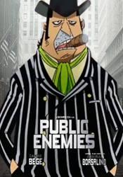 Public Enemies - Capone Bege by Szczery
