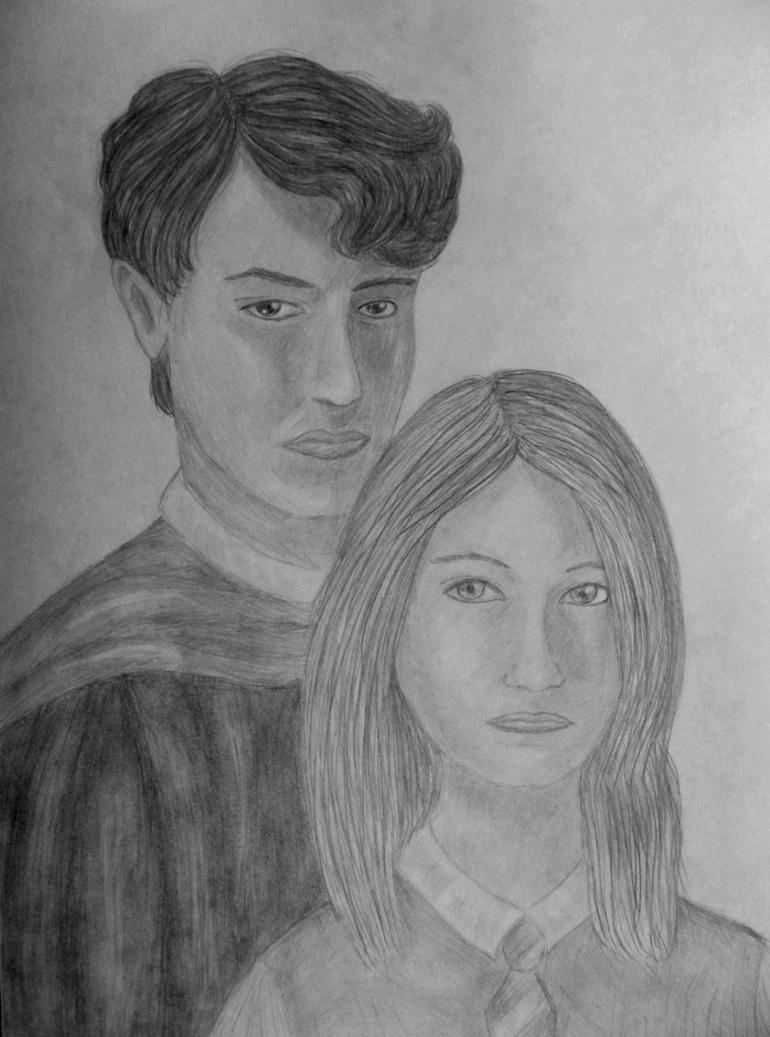 Tom riddle and ginny images galleries for Anne gellert