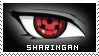 Sharingan Stamp by Yowaii