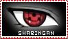 Sharingan Stamp by Yowaii