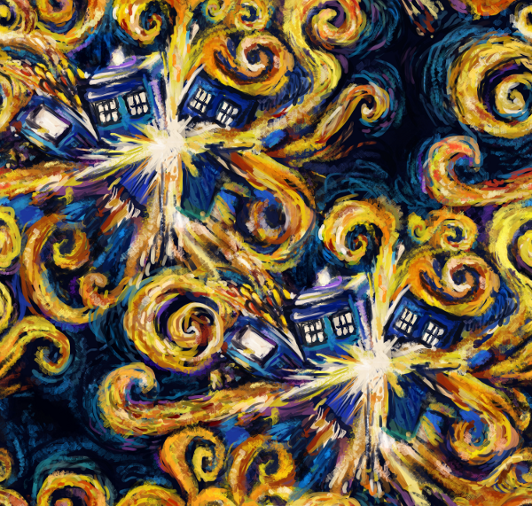 deviantART: More Like Dying Tardis Wallpaper by