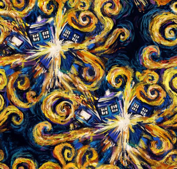 tardis art exploding - photo #15