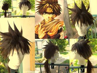 Goku Saiyuki Comission by TemaTime