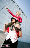 ~-Tiger and Bunny-~:Adventure Awaits by TemaTime