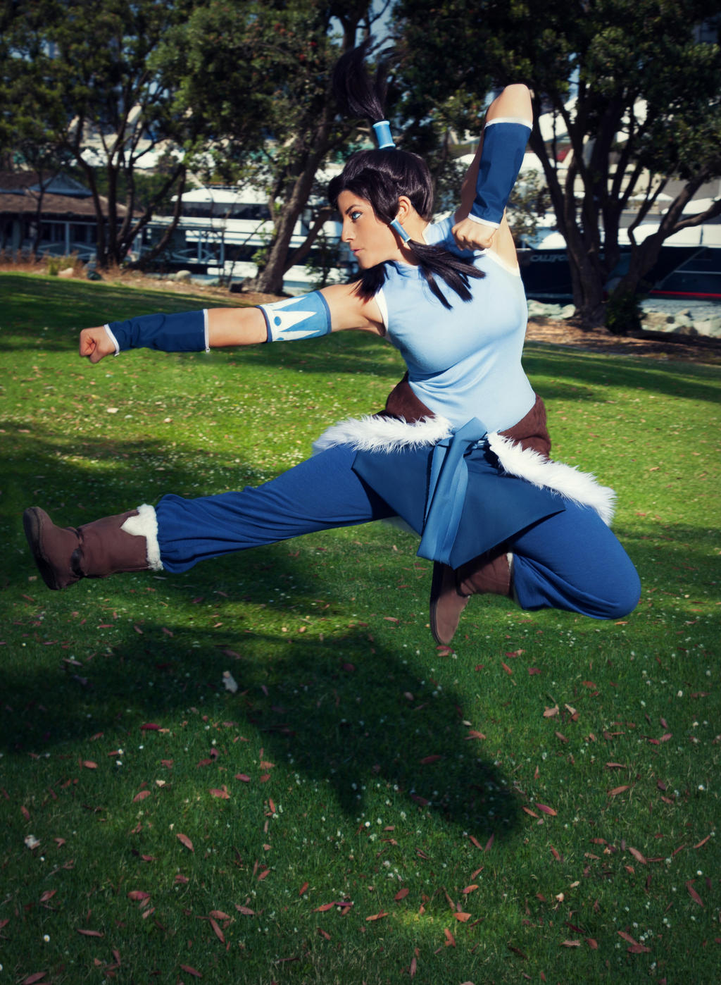 Korra: Live Action-Coming to a theatre near you! by TemaTime