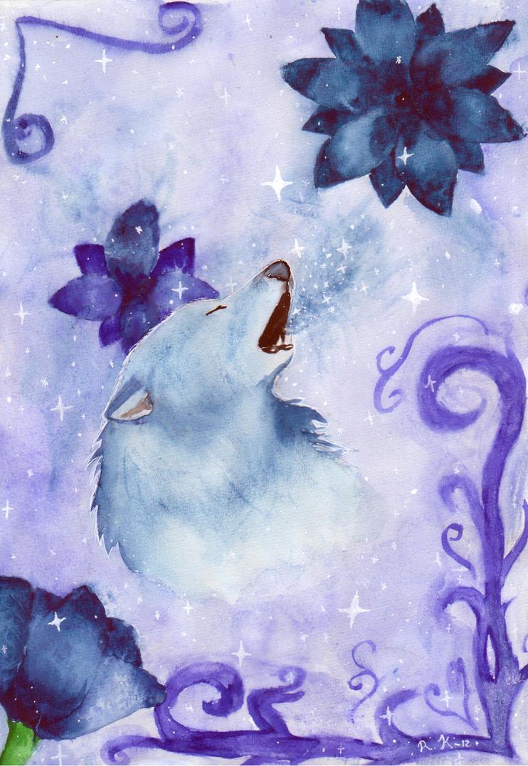 Snowflowers by Sausis