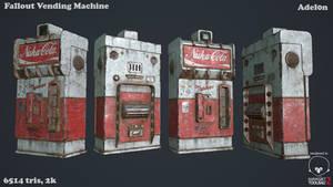 Nuka-Cola Vending Machine