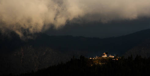 Bhutan - Kingdom of Happiness by elfproject