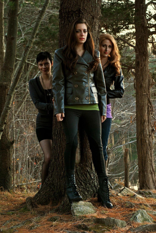Breaking Dawn Vampire Trio by dismaldreary