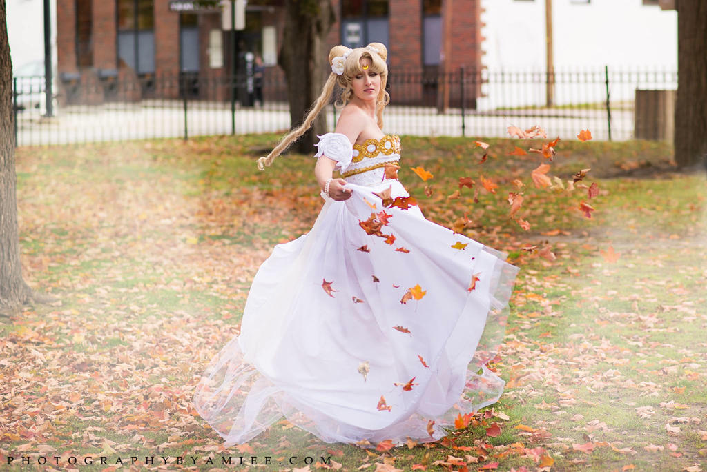 Princess Serenity Twirl by dismaldreary