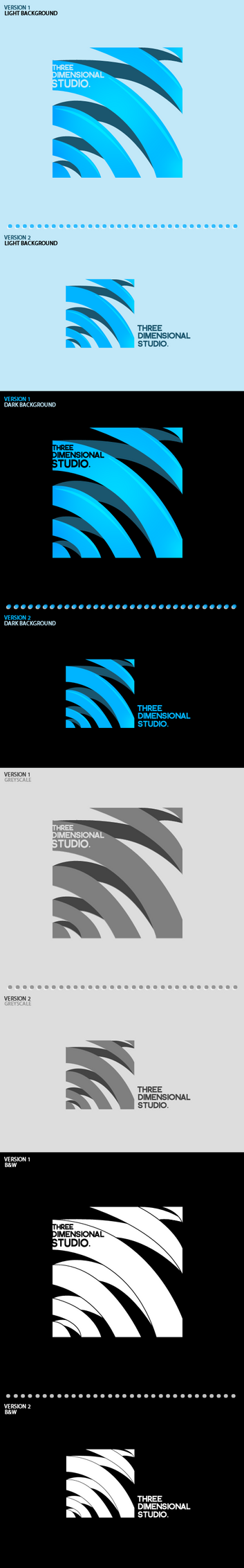 Three Dimensional Studio by TenTypMatias