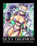 Sexy Digimon