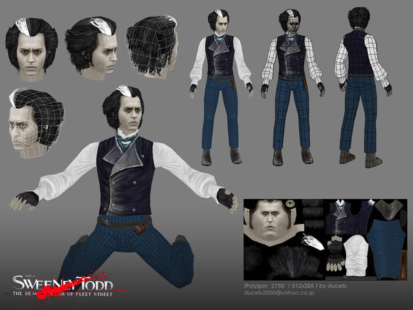 johnny depp by ducefx