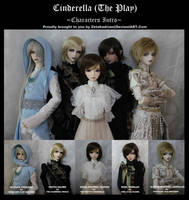 Cinderella (The Play) - Character Intro by Zetahadrian