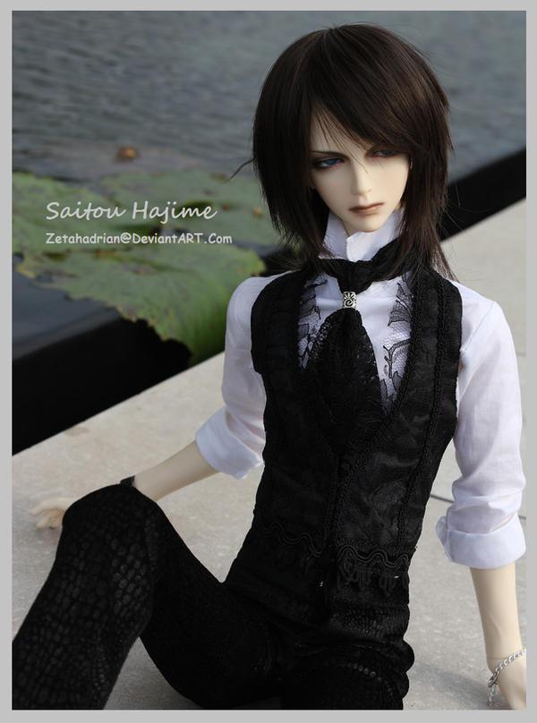 Doll Meet 110812 - Saitou Hajime by Zetahadrian
