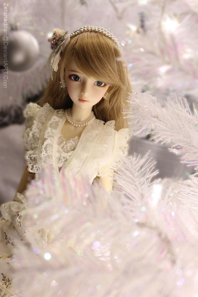 White Christmas by Zetahadrian
