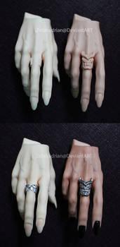 Random Work - Demon Hands