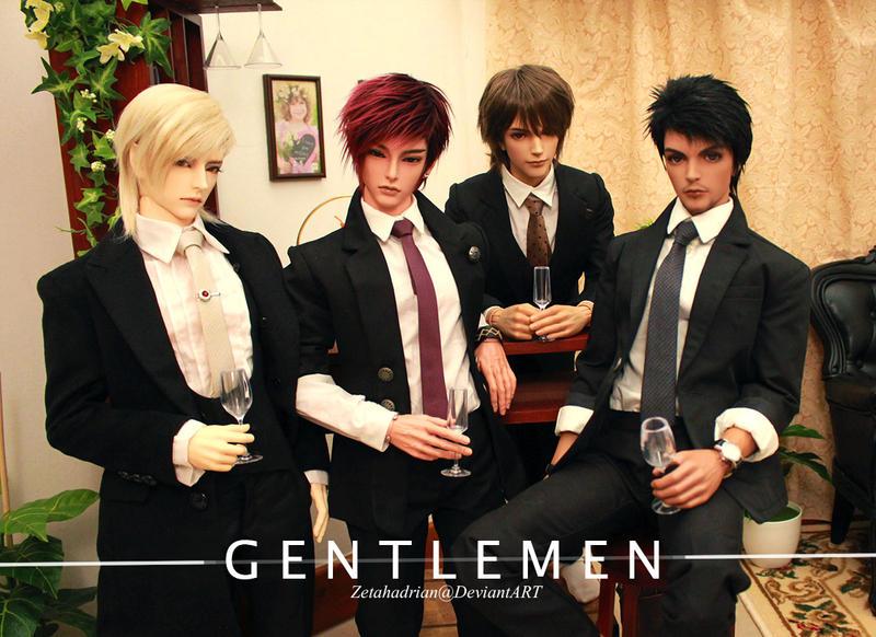 GentleMen by Zetahadrian