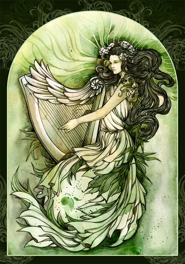 - Silkworm - by Losenko