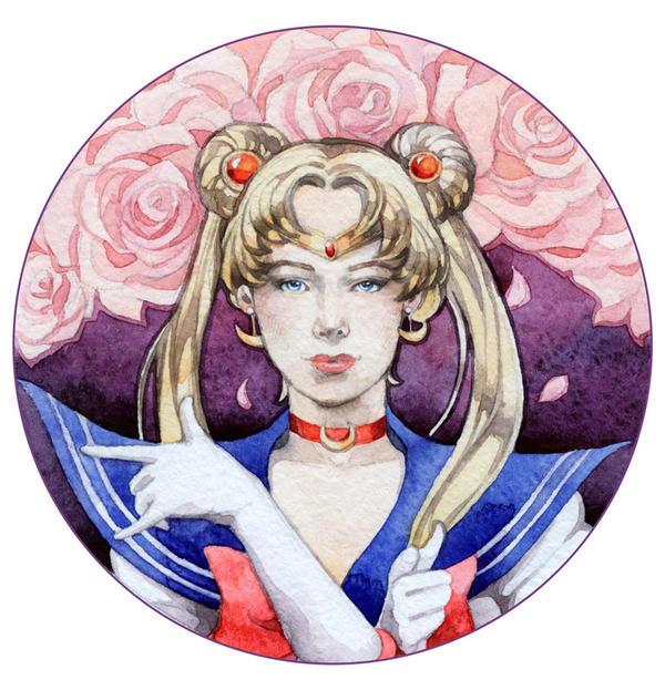 - Sailor Moon - by Losenko
