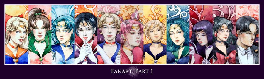 - Fanart Part1 - by Losenko