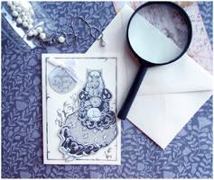 - Postcard 5 - by Losenko