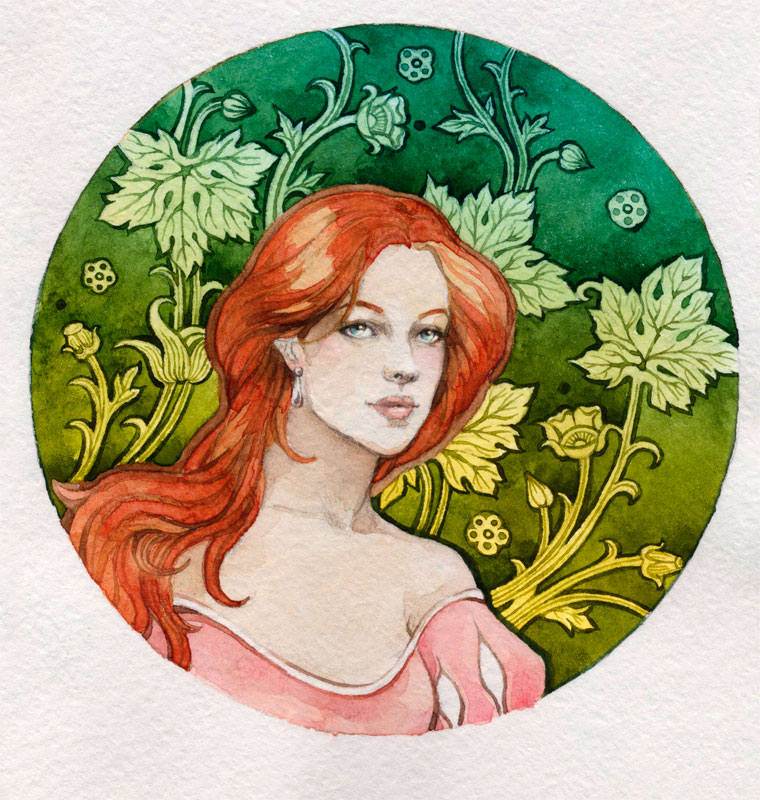 - Ariel - by Losenko