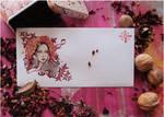 - Envelope - Red Tea -